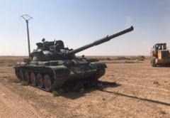 Au bombardat rusii coalitia condusa de SUA din Siria? Raspunsul Kremlinului