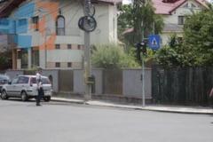 Au disparut trecerile pentru pietoni de pe Strada Petru Movila EXCLUSIV