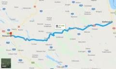 Au fost aprobati indicatorii tehnico-economici pentru modernizarea drumului DN 29 D dintre municipiul Botosani si orasul Stefanesti