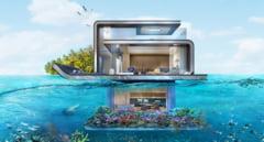 Au fost construite primele case plutitoare din lume. Unde se afla si cat costa (Video & Galerie foto)