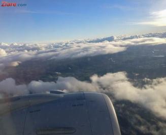 Au fost gasiti cei doi piloti ai avionului militar prabusit in Franta