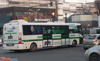 Au fost infiintate alte 9 linii regionale pentru transportul in Bucuresti-Ilfov