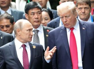 Au fost stabilite ziua si locul in care se vor intalni Trump si Putin