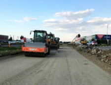 Au inceput lucrarile pe primul tronson de Autostrada de Centura Bucuresti, intre Vidra si Bragadiru
