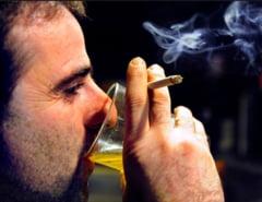 Au scazut vanzarile de tigari si alcool - Ministerul Sanatatii vrea sa mareasca taxa pe viciu
