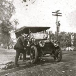 Au trecut 117 ani de cand in SUA s-a vandut primul autoturism