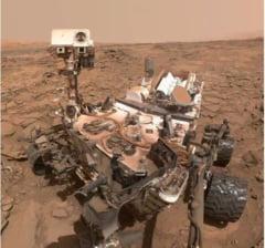 Au trecut cinci ani de cand roverul Curiosity a ajuns pe Marte - Ce descoperiri a facut si ce urmeaza (Video)
