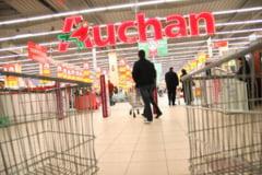 Auchan inaugureaza primul magazin Real rebranduit - unde se afla
