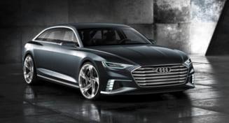 Audi Avant, prologul unei noi generatii de automobile de lux