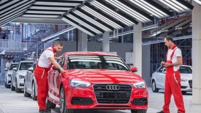 Audi a inaugurat o noua uzina in Ungaria - Investitii de 900 milioane euro