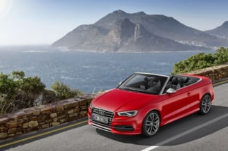 Audi a lansat noul S3 Cabrio, decapotabila 4x4