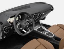 Audi dezvaluie interiorul noului model sport TT