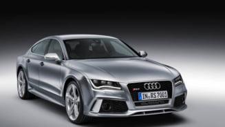 Audi prezinta RS7, sportiva de lux a anului 2014