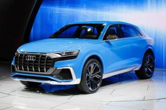 Audi prezinta rivalul pentru BMW X6 M si Mercedes-AMG GLE63