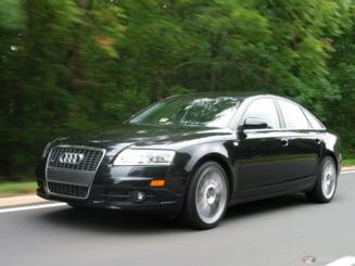 Audi vrea sa depaseasca vanzarile Mercedes