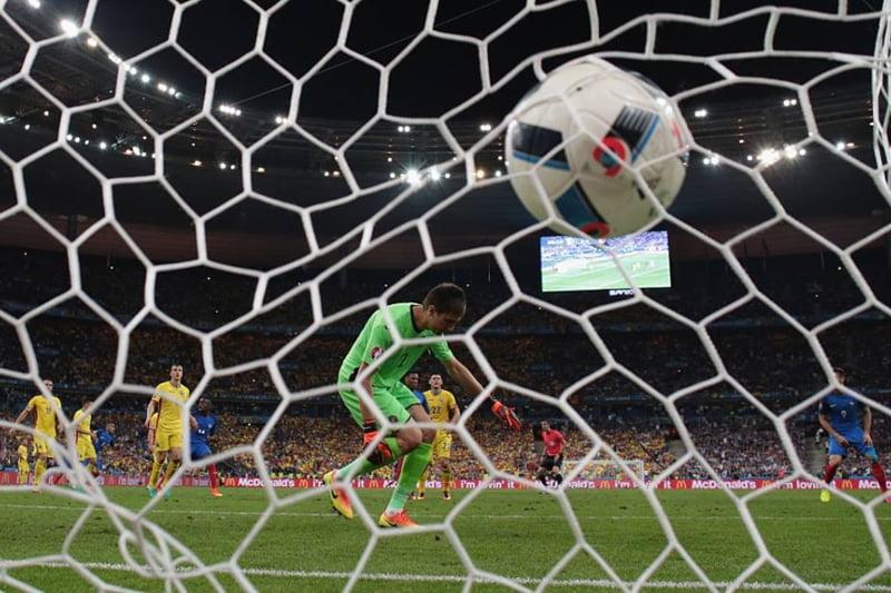 Audiente TV: Aproape 5 milioane de romani s-au uitat la meciul Franta - Romania