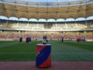 Audiente TV: Iata cati oameni au urmarit meciul de Liga 4 dintre Steaua si Academia Rapid