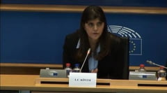 Audierea-maraton a lui Kovesi s-a terminat: Atacata de PSD, aparata de parlamentari straini, aplaudata de sala (Foto & Video)