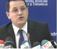 """Audit la MDRT: Hellvig acuza """"jaf cu banul public"""" in timpul ministeriatului lui Udrea"""
