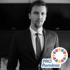 """Augustin Jianu pleaca din ProRomania, dar spune ca ramane """"un simpatizant al lui Victor Ponta"""""""