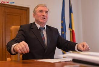 """Augustin Lazar puncteaza finalizarea dosarelor """"Mineriadei"""" si """"Revolutiei"""" in mesajul de la finalul mandatului de procuror general"""