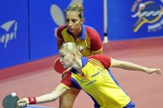 Aur pentru Romania la Campionatul European de tenis de masa