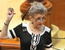 Aura Vasile: Anastase sa numere voturile, pentru ca atunci sigur motiunea va trece