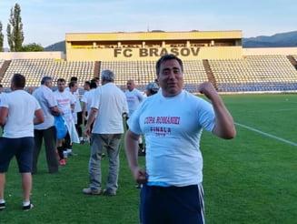 Auras de la Sacele, team-manager la ACS SR Brasov