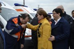 Aurelia Cristea plateste oalele sparte. Ponta o remaniaza pentru rezultatele slabe obtinute de PSD Cluj la alegerile prezidentiale