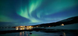 Aurora Boreala asa cum nu ai vazut-o (Video)