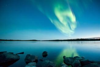 Aurora boreala, un fenomen unic si tot mai spectaculos (Video)