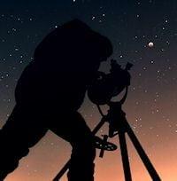 Aurore boreale surprinse dupa eclipsa totala de Luna (Galerie foto)