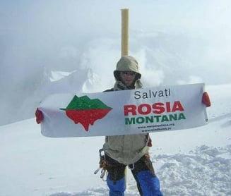 Aurul de la Rosia Montana ramane in burta muntelui