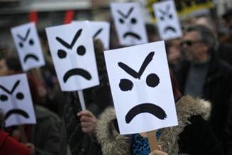 Austeritatea inseamna moarte. Traiasca austeritatea!