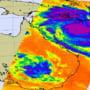 Australia, devastata de ciclon: Alerta de inundatii