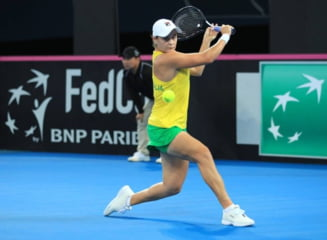 Australia egaleaza scorul in semifinala de Fed Cup cu Belarus, dupa un nou meci spectaculos