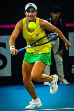 Australia este prima finalista a Fed Cup, dupa o confruntare dramatica in fata Belarusului