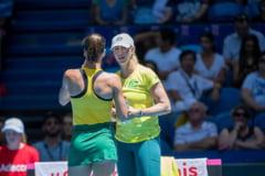 Australia trimite finala Fed Cup in partida decisiva, in meciul de dublu