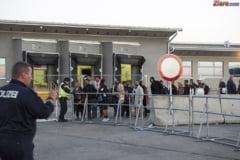 Austria a inceput lucrarile pentru ridicarea unui gard la frontiera cu Ungaria