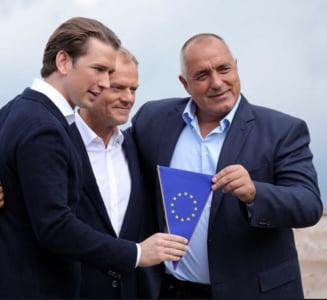 Austria preia de astazi presedintia semestriala a UE: Migratia fara concesii, tema principala a tanarului cancelar Sebastian Kurz