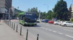 Autobuze electrice, de luni, pe linia 22 din Brasov!