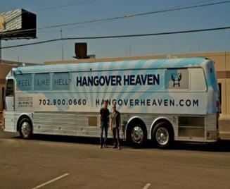Autobuze pentru mahmuri in Las Vegas!