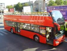 Autobuzele etajate de pe litoral, scoase din circulatie
