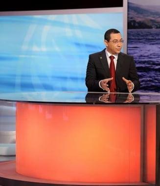 Autoevaluarea lui Ponta: O guvernare de nota 8; nu-mi contrazic mama