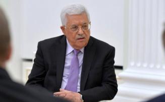Autoritatea Palestiniana va organiza in 22 mai primele alegeri dupa 2006