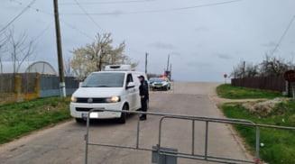 Autoritatile din Olt au impus masuri suplimentare in zece localitati