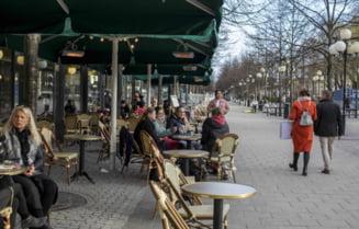 Autoritatile din Suedia, despre masurile stricte luate de alte tari: N-am vazut nicio analiza a efectelor lor