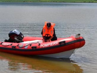 Autoritatile in alerta dupa ce un copil in varsta de 14 ani a disparut in Dunare langa bratul Borcea
