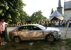 Autorul accidentului mortal din Turulung a fost arestat