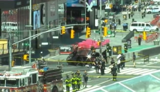 Autorul atacului din Times Square e un notar interesat de Scientologie, convins ca vine sfarsitul lumii